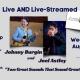 Cascade Blues Association / Artichoke Music PresentLivestream with Johnny Burgin and Joel Astley