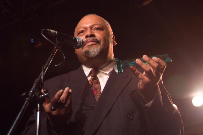 Carlton Jackson 2008 OMHOF ceremony