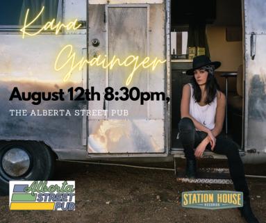 Kara Grainger August 12th