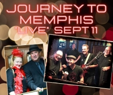 The CBA and Artichoke Music Present 2021 Journey to Memphis Sept. 11