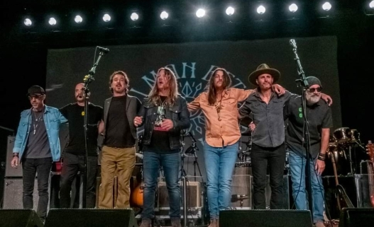 A Tale of Three Cities Part 1Following the Allman Betts Band